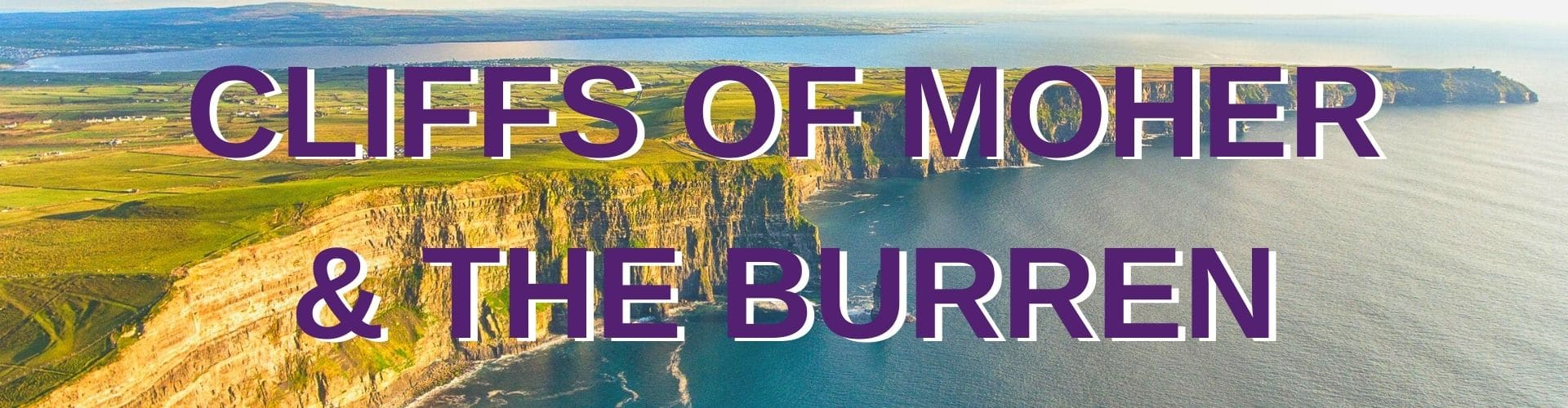 Cliifs of Moher and the Burren