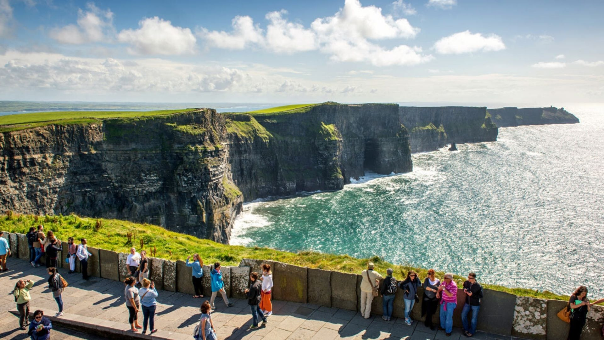 Cliffs of Moher Day Tours