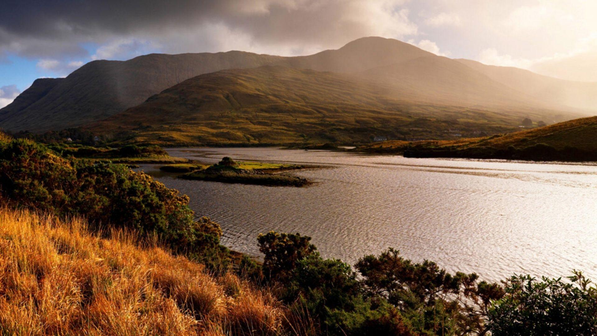 Connemara Scenery
