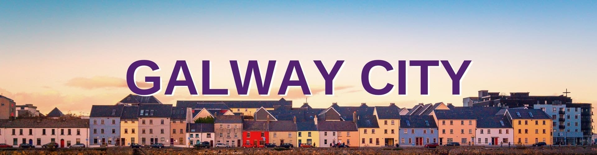 Galway City, Claddagh Bay