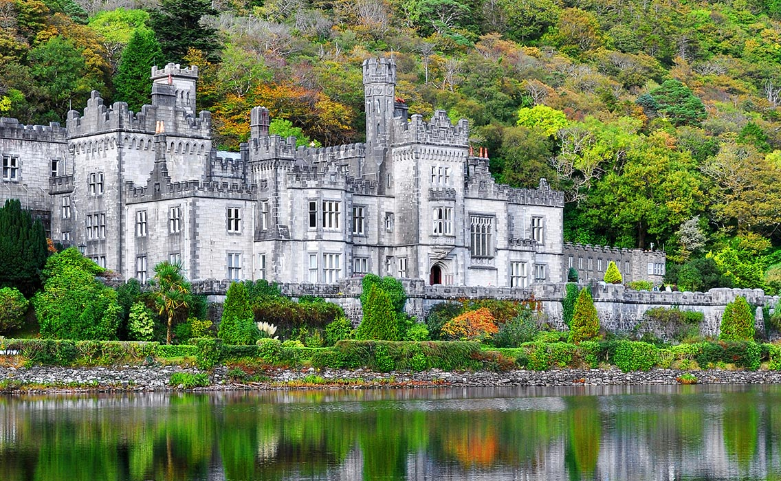 Kylemore Abbey, Galway