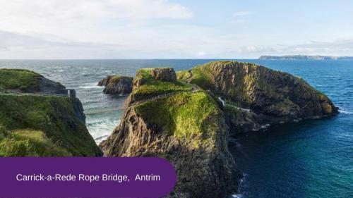 Carrick-a-Rede Rope Bridge, Antrim