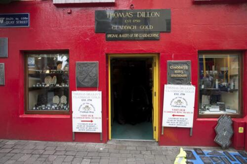 Galway City, Thomas Dillon Claddagh Gold Museum