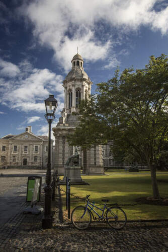 Trinity College Dublin Social Media